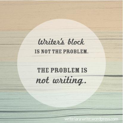 writers2bblock2bis2bnot2bthe2bproblem